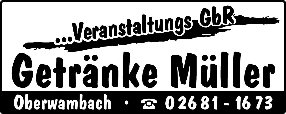 Logo-Download – Getränke Müller Oberwambach