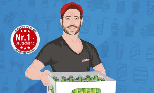 Getränke-Müller-Online-Shop
