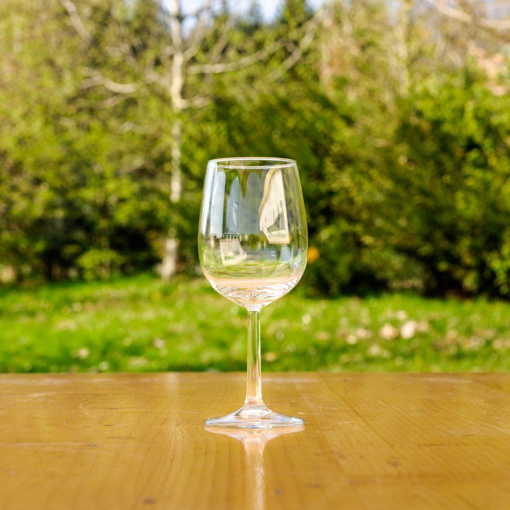Weinglas 0.1