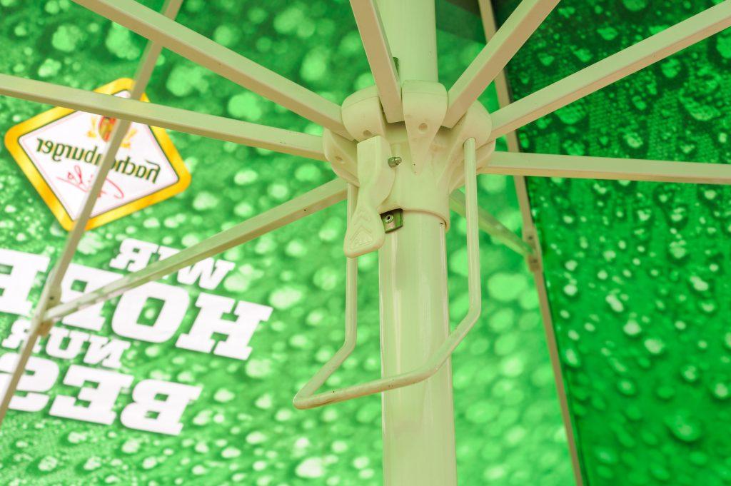 Sonnenschirm »Hachenburger« MAXI, Detailaufnahme