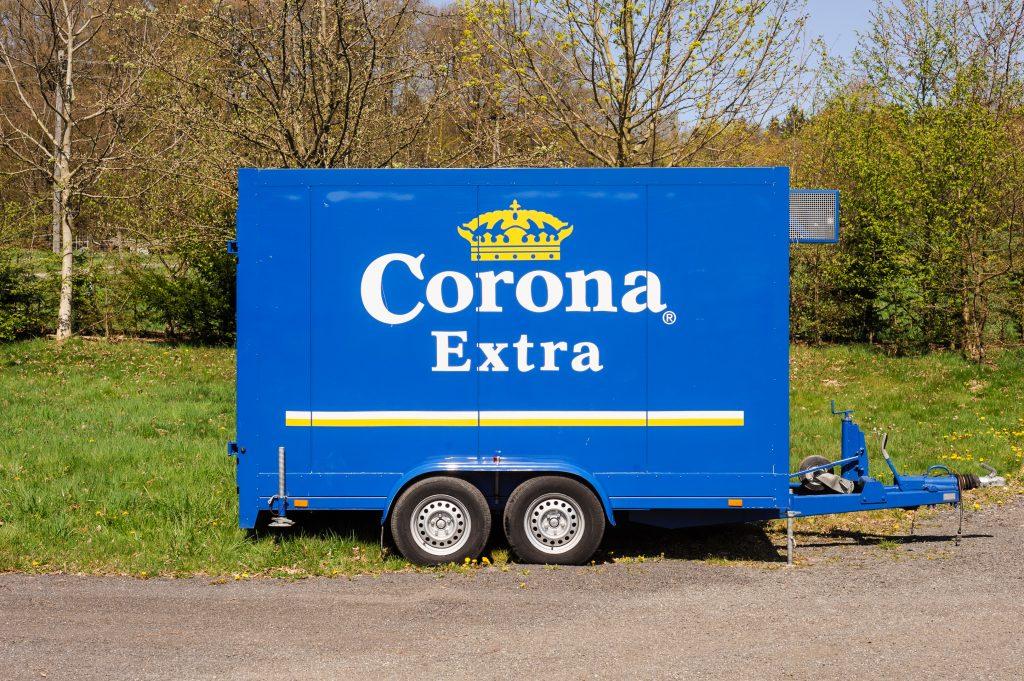 Kühlwagen »Corona« für PKW